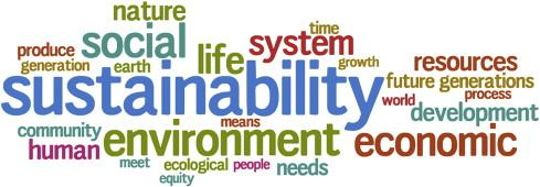 What does sustainability mean for the Green Office?