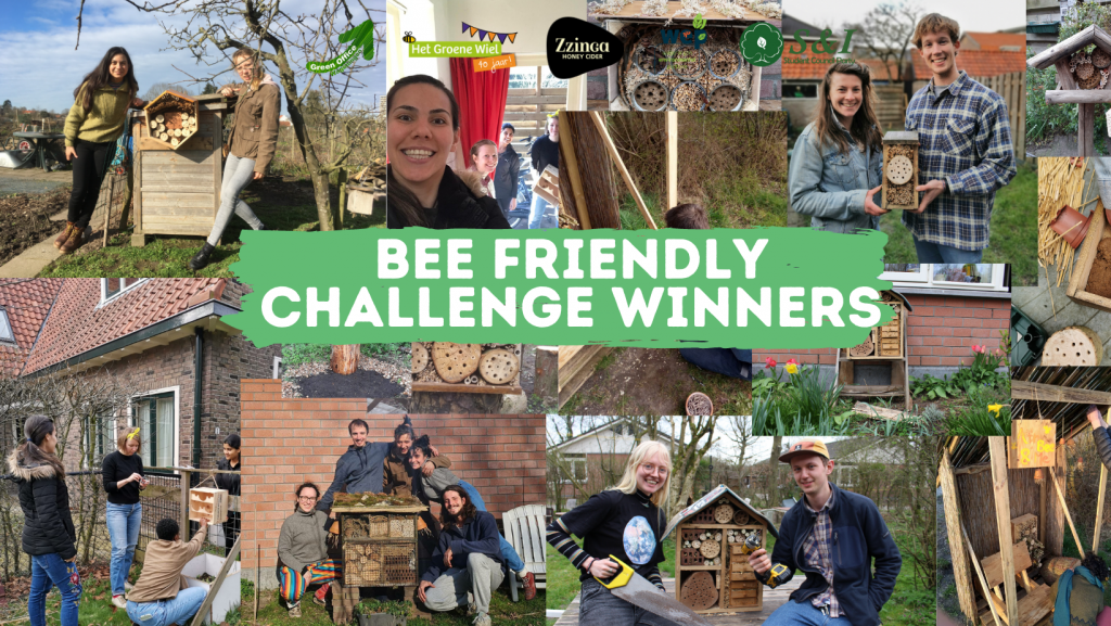 Bee Friendly Challenge Winners Announcement