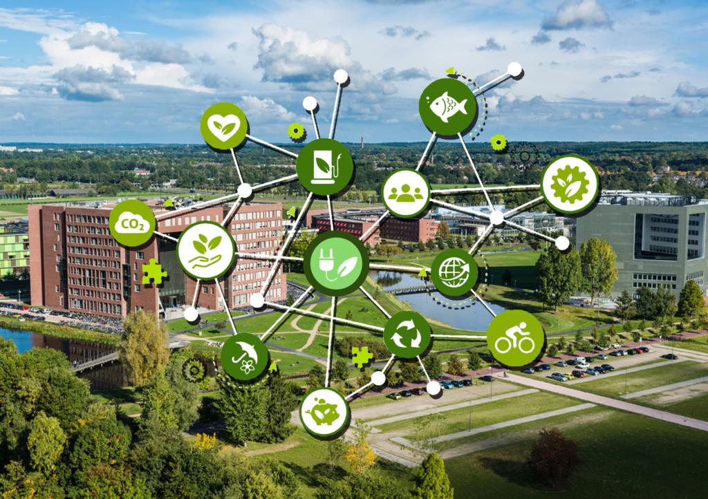 Sustainability on campus: ATES